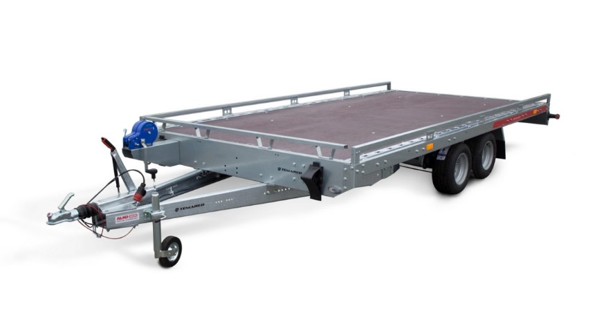 TEMARED CARPLATFORM 4021, 2700 kg, R10C