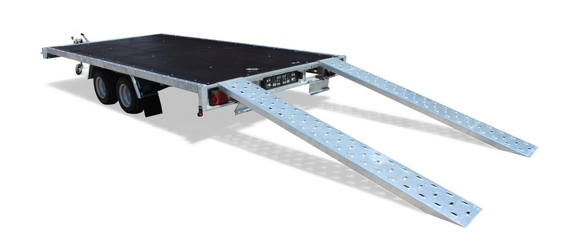TEMARED CARPLATFORM 4020 S, 2700 kg