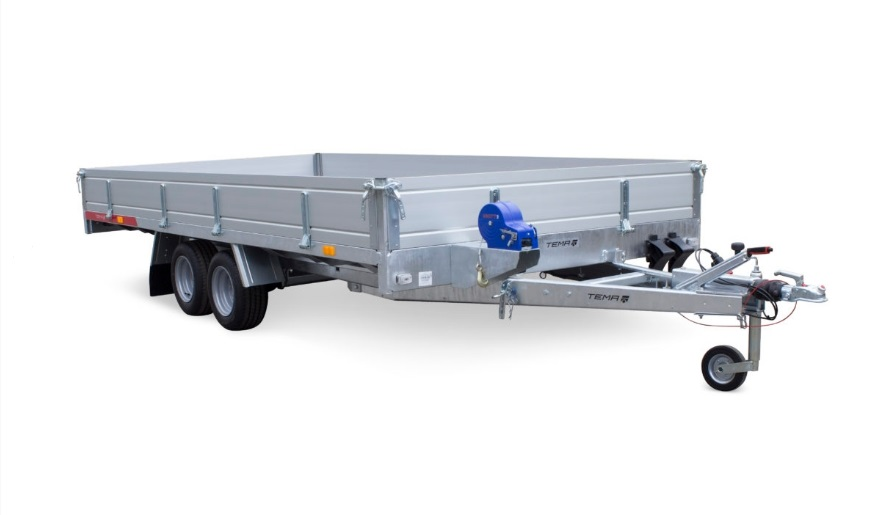 TEMARED CARKEEPER 4020 P, 2700 kg